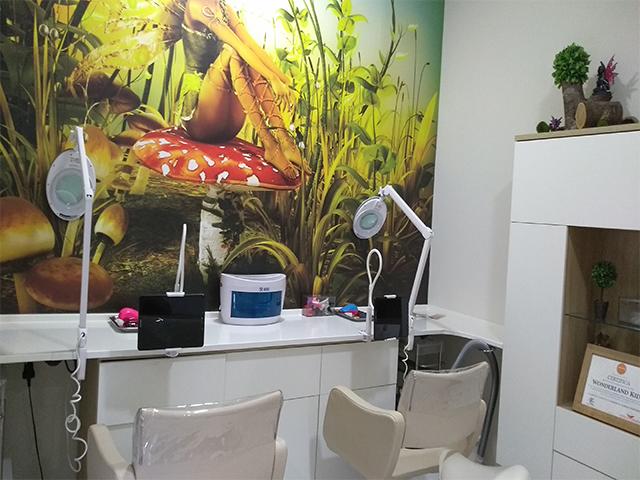 Sala de pediculosis