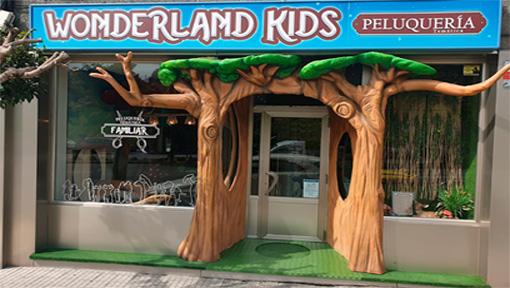 Fachada Wonderland Kids